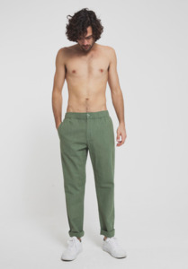 Chino Hose - TRAVEL PANT - thinking mu