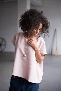 Bluse Malta Pink - KOKOworld