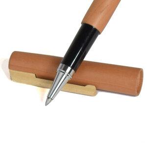 Tintenroller aus Massivholz geeignet für Rechts- und Linkshänder  - 4betterdays