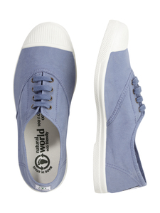 Vegan Damen Sneaker - Ingles Tintado Elast. Cordones  - natural world