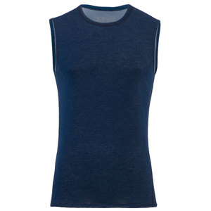 Sweat Tank - Recycelter Polyester / Biobaumwolle - nice to meet me
