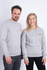 Original Kiwi 2.0 Sweatshirt Unisex - REDNIB