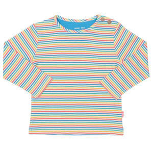 Kinder Langarm-Shirt Regenbogen  - Kite Clothing