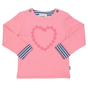 Baby und Kinder Sweat-Shirt Daisy Hear - Kite Clothing