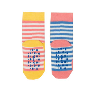 Baby / Kinder 2er Pack Anti-Rutsch-Socken  - Kite Clothing