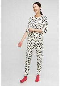 Cat Pyjama Long Sleeve Top - People Tree