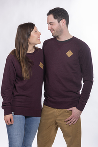 "Herren Sweater ""SNAPPY GUY""  - ecolodge fashion"