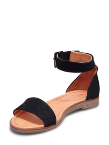 Sandale - Luna - denimblau - Werner Schuhe