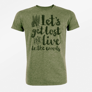 T-Shirt Guide Nature Get Lost - GreenBomb