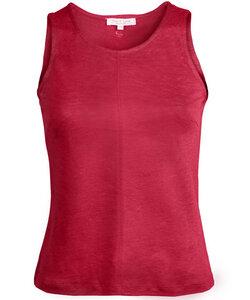 Linen Top - Sommer Leinen Jersey Top - Alma & Lovis