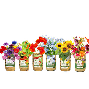 Let it grow - Blumen - Fairtrade Upcycling - SuperWaste