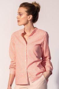 gestreifte  Bluse Ika aus Bio-Baumwolle - ME&MAY
