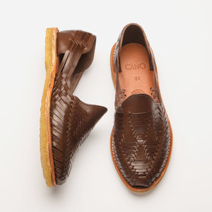 Huarache Slipper Mara Natural - CANO
