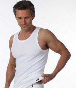 Achselhemd, Unterhemd ohne Arm weiß 011 - KUMPF