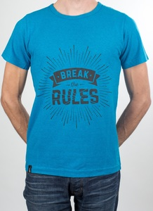 Hanf T-Shirt Break Rules - Uprise