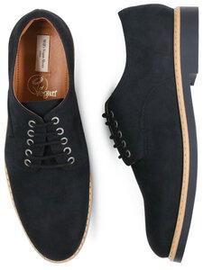 EKN Footwear »Max Herre Burgundy Suede« Schnürschuh online kaufen | OTTO