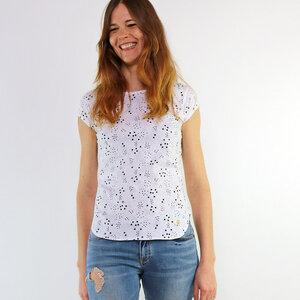 Shirt Asheville Black Dots aus Biobaumwolle - Gary Mash