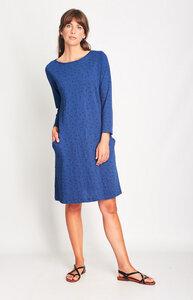 Amelia Organic Printed Dress - bibico