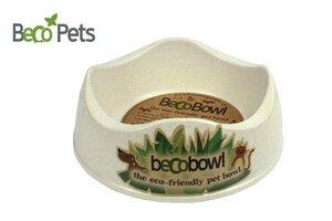 Öko Hundenapf Beco Bowl aus Bambus-Pflanzenfasern in 3 Farben & Größen - BecoPets