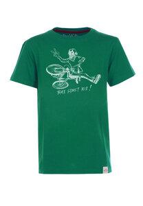 BMX - Cooles Jungen BMX T-Shirt Kurzarm aus 100% Bio-Baumwolle - Band of Rascals