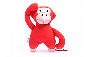 Öko Hundespielzeug Affe Michelle The Monkey aus Stoff & recyceltem PET - BecoPets