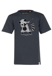DAB T-Shirt  - Cooles Jungen Kinder T-Shirt Kurzarm aus 100% Bio-Baumwolle - Band of Rascals