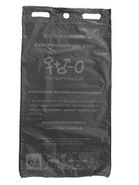Hundekotbeutel aus recyceltem PE, 50 Stück am Block - Tierärzte-Pool