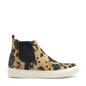NAE Niza Cork | Vegane Damen- Chelsea- sneakers - Nae Vegan Shoes