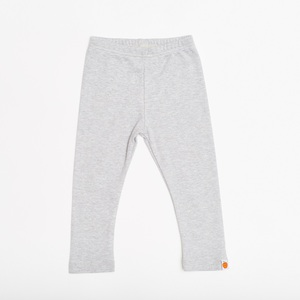 "Leggings ""Grau"" aus 100% Bio-Baumwolle - Cheeky Apple"