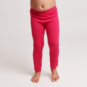 "Leggings ""Unifarben"" aus 95% Bio-Baumwolle, 5% Elasthan - Cheeky Apple"