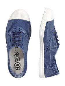 Vegan Damen Sneaker washed - Ingles Elastico Enzimatico - natural world
