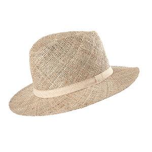 Damen und Herren Strohhut mit UV-Schutz  - Pure-Pure