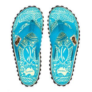 GUMBIES Turquoise - Strandschuhe für Damen - GUMBIES