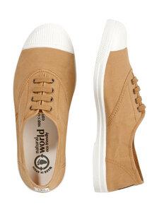 Vegan Damen Sneaker - Ingles Tintado Elast. Cordones  - natural world