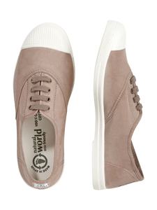 Damen Sneaker - Ingles Tintado Elast. Cordones vegan - natural world