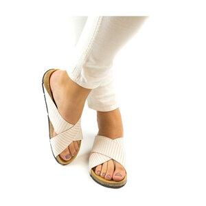 NAE Re-Car | Vegane Damen- Pantoletten - Nae Vegan Shoes