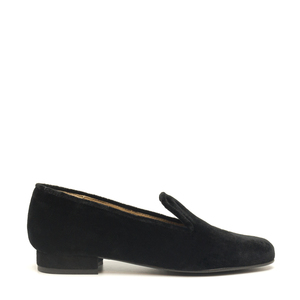 NAE Kraz Black | Vegane Damen- Slipper - Nae Vegan Shoes