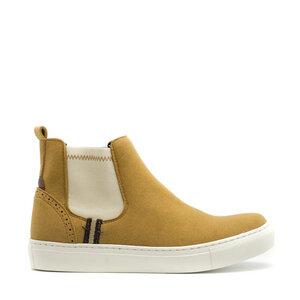 NAE Niza Camel | Vegane Damen- Chelsea- sneakers - Nae Vegan Shoes