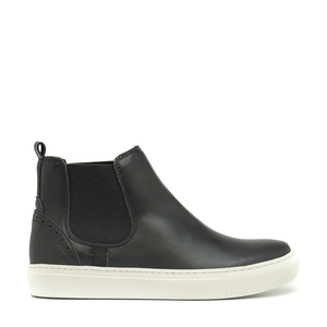 NAE Niza Black | Vegane Damen- Chelsea- sneakers - Nae Vegan Shoes