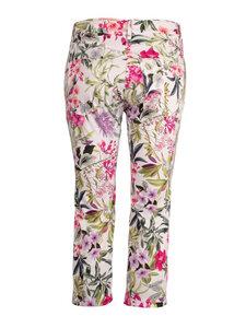 Damen Pocket Caprihose - bloomers