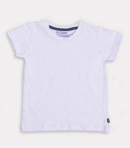 Just White / Nur Weiss T-Shirt - Cooee Kids
