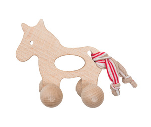 Efie Pony mit Rollen, Made in Germany                        - Efie