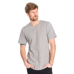 ZZ-Jacquard T-Shirt - bleed
