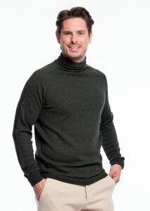 Turtleneck Knit Bio Merino  - ACHAHHA®