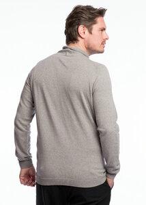 Turtleneck Knit Bio Cotton  - ACHAHHA®