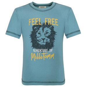 Kinder T-Shirt (GOTS & grüner Knopf zertifiziert) - MilliTomm