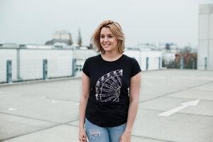 "Bio Faires Frauen T-Shirt ""Ferris Wheel""  - ilovemixtapes"