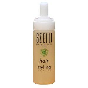 hair styling mousse von SZEILI Naturkosmetik - SZEILI Naturkosmetik