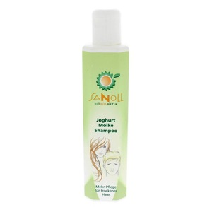 Joghurt Molke Shampoo von Sanoll Biokosmetik - Sanoll Biokosmetik