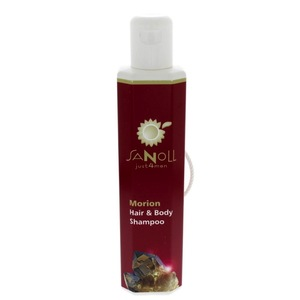 Morion Hair & Body Shampoo von Sanoll just4men - Sanoll Biokosmetik